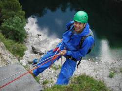Abseil team building activities Lancashire lakes Manchester