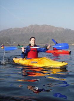 Kayaking Windermere Coniston Ullswater Kendal  Lake district Cum