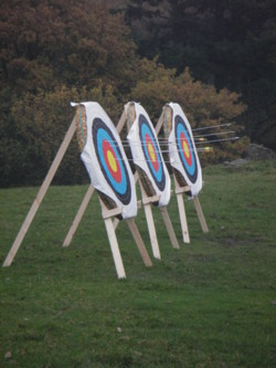 Archery stag hen party ideas Lancashire, Manchester, Lakes