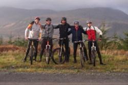 mountain bike activity days Cumbria