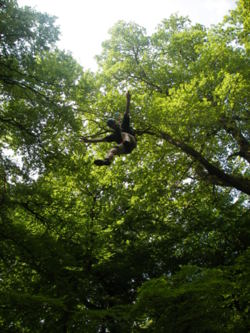 tyrolean traverse uk