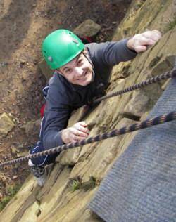 Rock climbing Wigan Lancashire Bolton Manchester