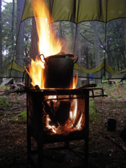 Bushcraft events Chorley, Burnly, Blackburn, Preston, Bolton Lan