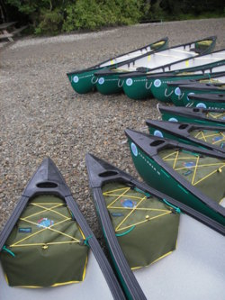 Canoes and canoeing uk