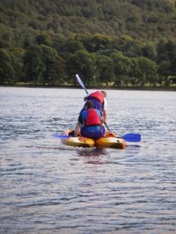 KayakingWindermere, Keswick, Kendal hen party weekend activities