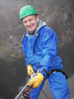 abseiling & climbing Langdale, Ambleside, Windermere in the
