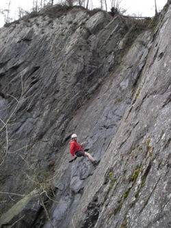 Abseiling team building events Ambleside & Windermere Cumbri