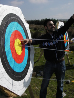 Archery lessons greater manchester, Lancashire, Lake District