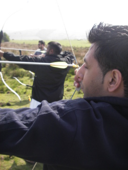Archery stag parties in Lancashire and greater Manchester
