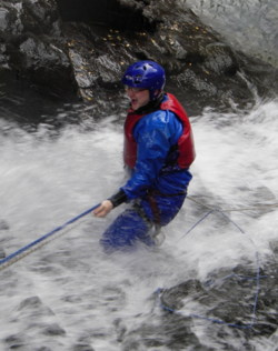 aquaseiling adventure stag parties in the Lake District coniston