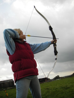 Archery for groups in Chorley Preston Lancashire and Manchester