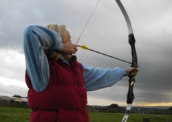 Archery in Preston Lancashire and Manchester