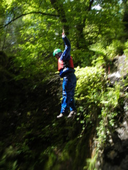 canyoning activities Ambleside Coniston, eskdale, Kendal, Winder