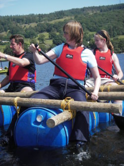 Family adventure days in the Lake District, Cumbria