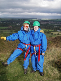 outdoor pursuits adventure activites for the over 50's