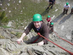 Climbing courses and holidays in the Lake District
