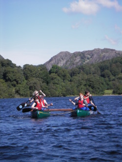 school youth adventure trips manchester, lancashire and the lake