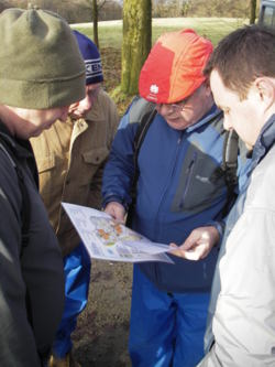 Orienteering Lancashire Lake District Manchester