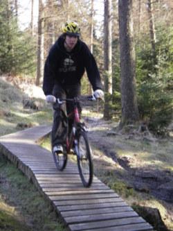 Mountain Bike school trips grizedale forest