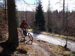 Mountain biking youth groups Wales