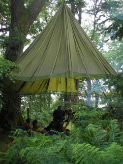 Bush Craft corporate events Lake District