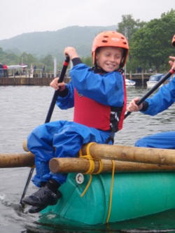 Cub's, Brownie's, Scouts and Guides residential activity