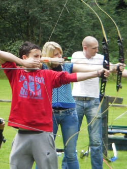 Archery Lake District Manchester Liverpool Blackpool