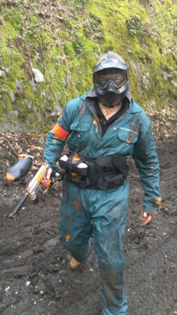 Stag and hen party paintball Lake District