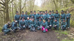 Stag party paintball near Kendal, Barrow, Windermere, Lake Distr