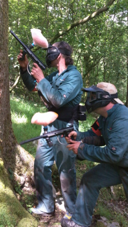 Paintball sites Blackburn, Lancashire, Manchester, Lake District