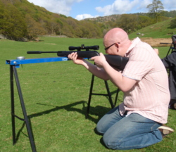 Air rifle shooting archery Blackburn, Preston, Manchester, Lanca