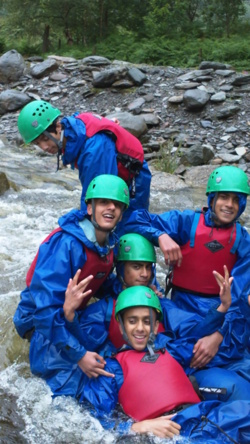 Youth and school activities trips Lake District Cumbria