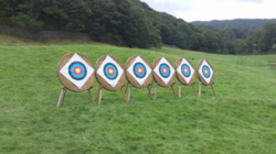 Coniston archery shooting paintballing cumbria uk