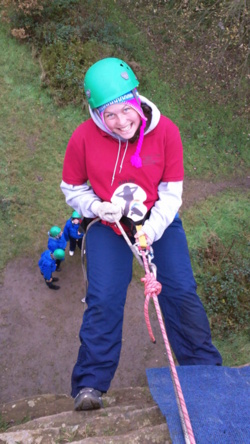 Abseiling Preston, Bolton, Wigan, Blackburn, Burnley, Blackpool,