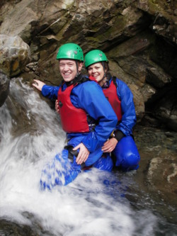 Birthday party adventure activities Coniston, Eskdale, Barrow, C