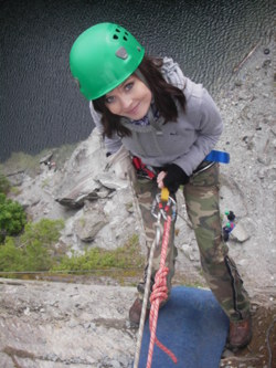 Hen Party abseiling chorley blackpool burnley lancashire winderm