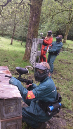 Birthday party paintball providers Windermere Bowness Lake Distr