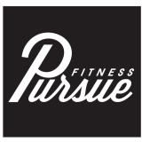 PURSUE clothing black