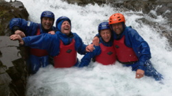 13 gorge walking windermere stag party provider Bowness Keswick
