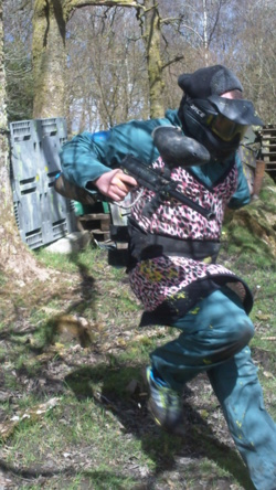 13 paintball stag party hen windermere Coniston Bowness Barrow L