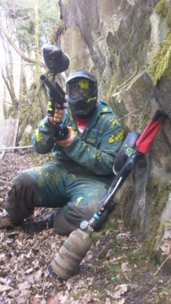 13 paintball sites Lake district Cumbria