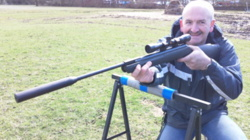 13 rifle shooting Windermere stag party hen party Ambleside Bown