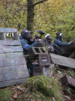 Paintball Lake District Cumbria Penrith Carlisle uk
