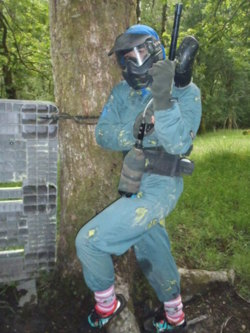 Paintball hen parties Windermere Bowness Ambleside Keswick Lake