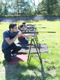 2014 rifle shooting stag parties North West uk