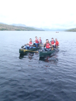 2014 team building corporate events in Windermere in the Lake Di