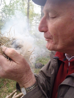 2014 bushcraft courses in the Lake District Cumbria