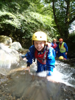 2014 family holiday activity coniston Lake district uk