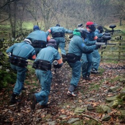 Paintball events 14 Lake District Coniston Cumbria