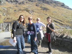 2014 walking in coniston lake district